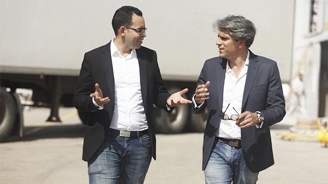Jalal Bouimadaghane , Directeur général de JP&CO